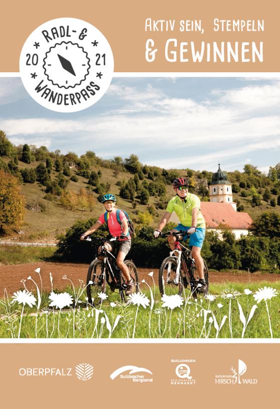 Radl und Wanderpass Oberpfalz Brauner Hirsch Waller