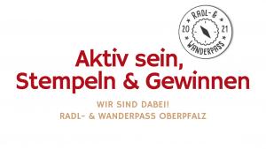 Radl- Wanderpass Oberpfalz Brauner Hirsch Waller